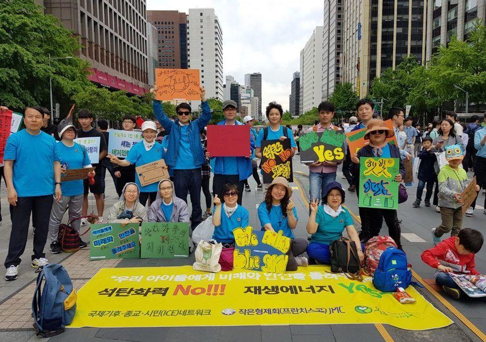 Cine-charlas sobre el cambio climático en Seúl, Corea del Sur