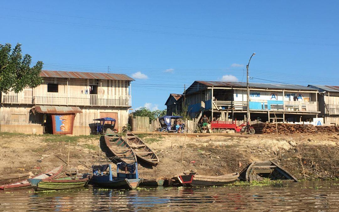 Pastoral en Derechos Humanos en la Amazonía