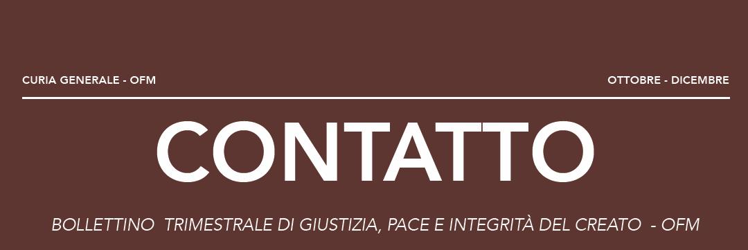 Bollettino Contatto, ottobre – dicembre