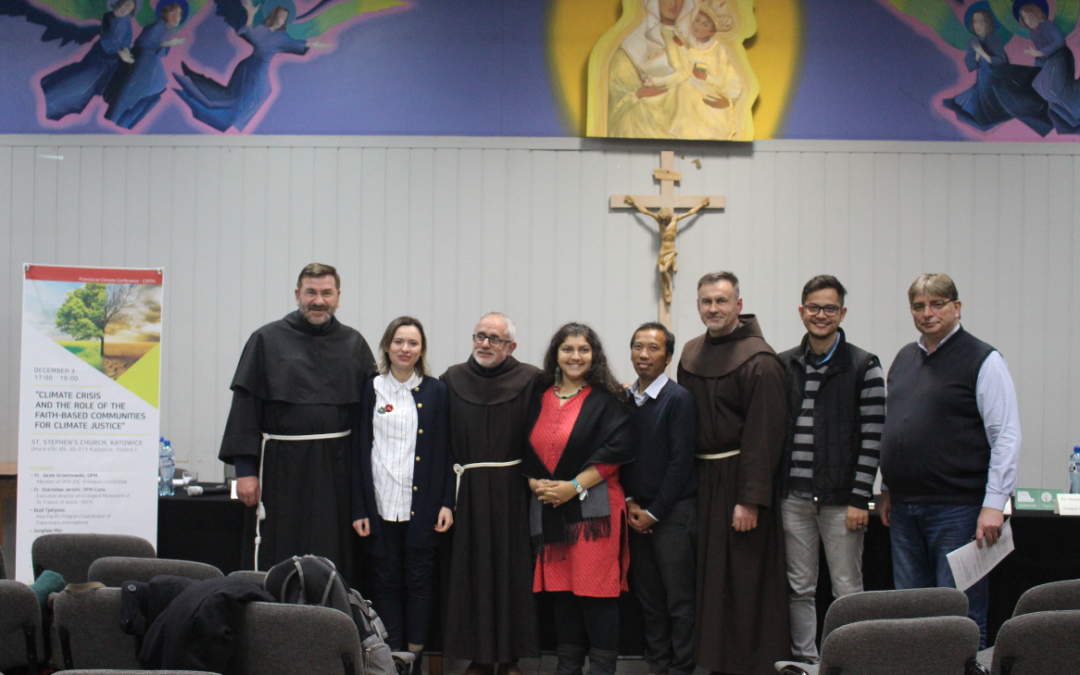 Franciscan Participation on COP24