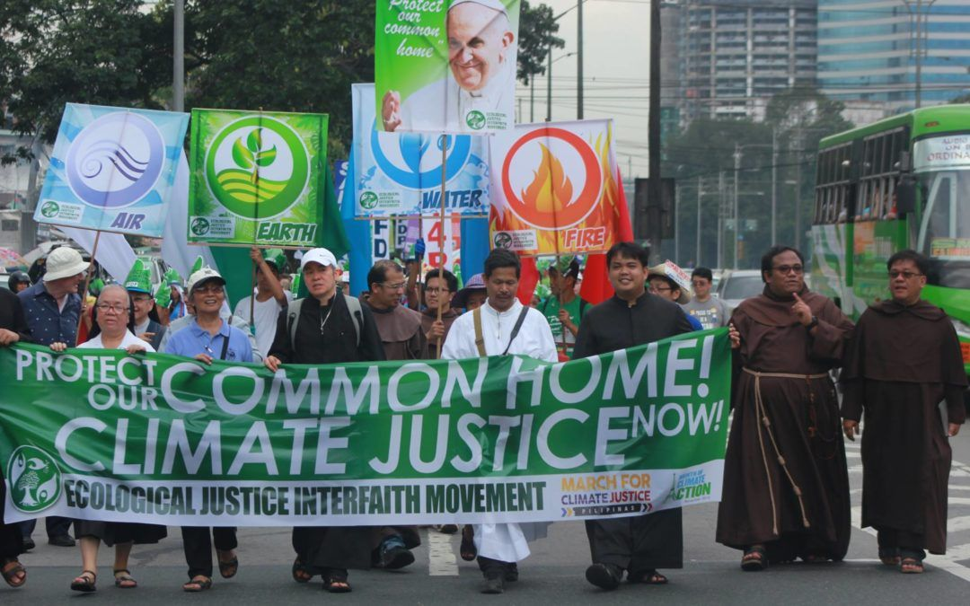24M: Climate March and Laudato si'