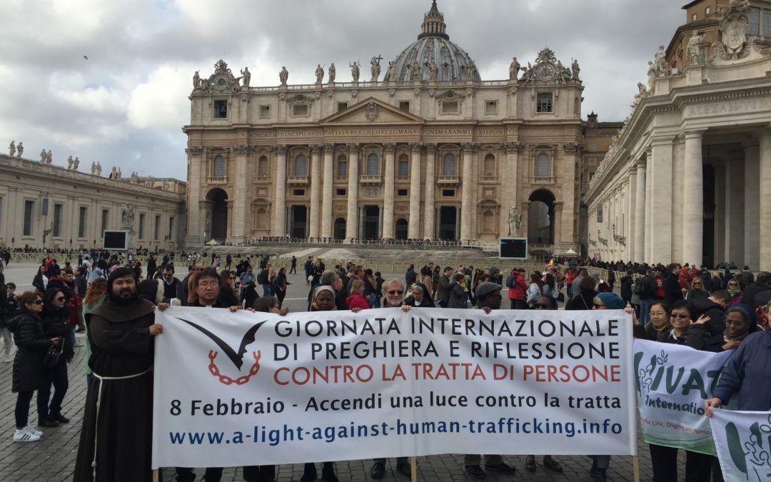 Insieme contro la tratta di persone