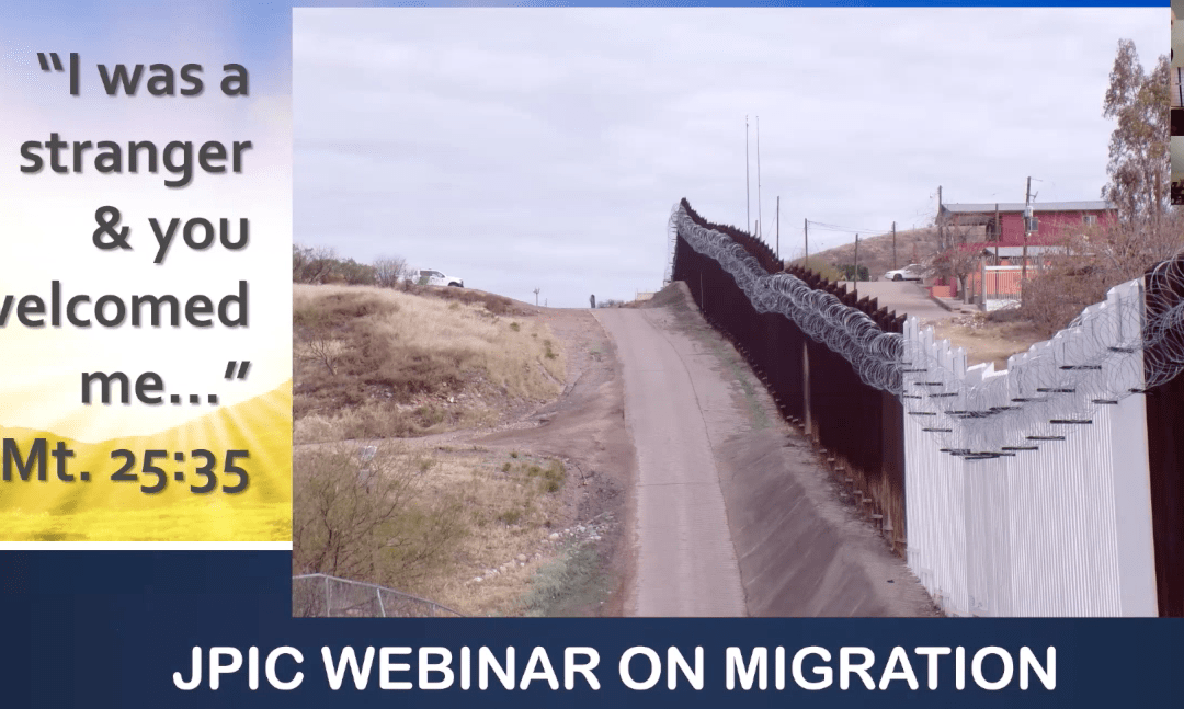 OFM JPIC Webinar on Migration