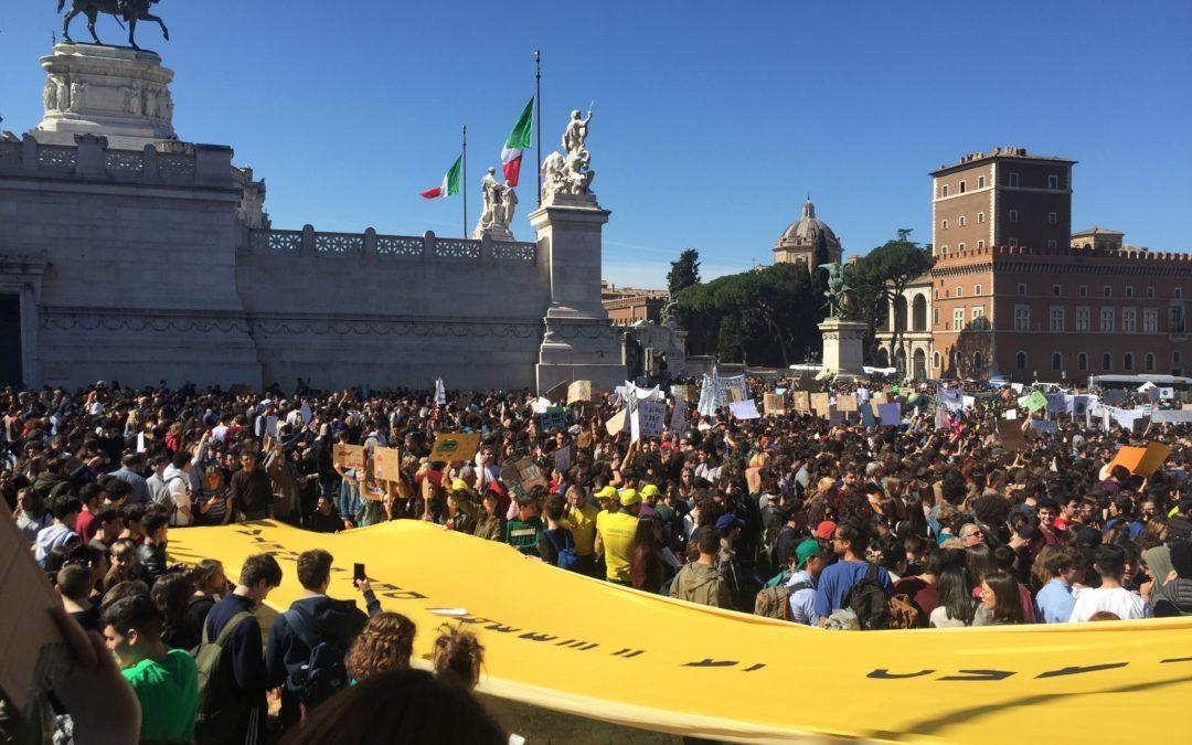 15M: Huelga Climática, una reflexión franciscana sobre el nuevo movimiento global