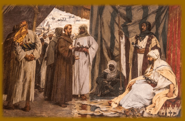 8th Centenary of the Encounter of St. Francis of Assisi with the Sultan of Egypt