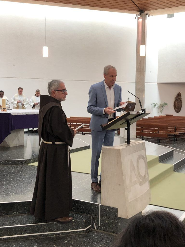 On the Occasion of the Jubilee of Franciscans International