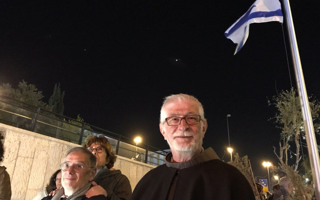 Alternative Independence Day ceremony and the awarding of the Yehoshua Leibowitz Prize