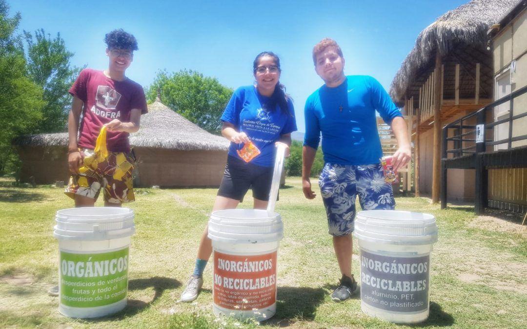 México: Campamentos Franciscanos