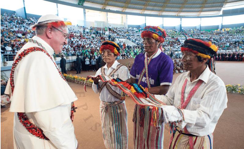 L'Instrumentum Laboris per il Sinodo sull'Amazzonia