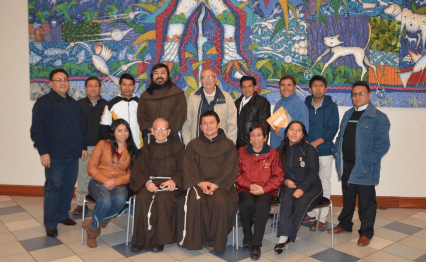 Lima, reunión extraordinaria de JPIC en la Provincia XII Apóstoles