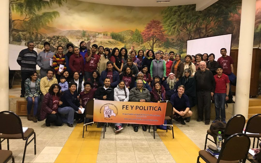JPIC National Assembly in Bolivia