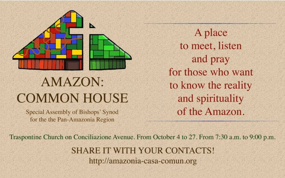 The Amazon: our Common Home