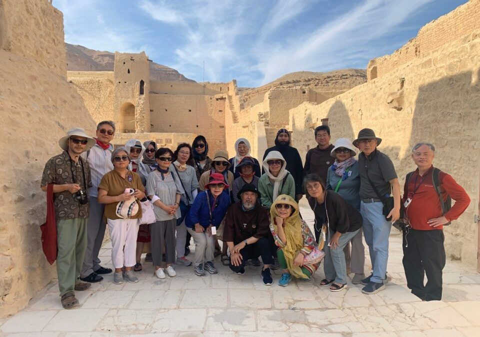 Pilgrimage to Damietta for the Franciscan Spirit of Dialogue