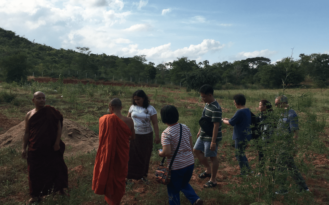 Climate Pilgrimage to Myanmar