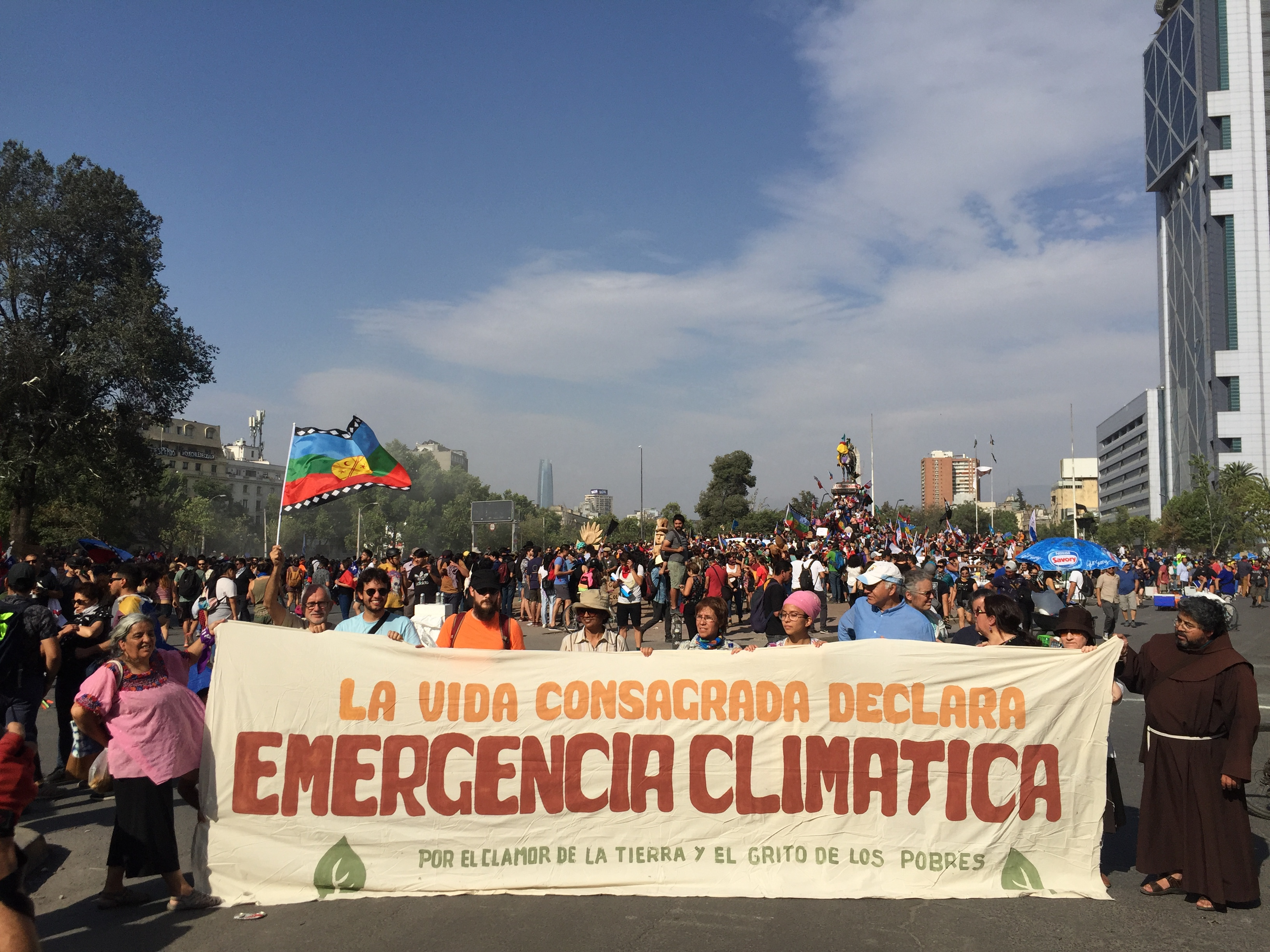 Franciscan Activities for Climate in Chile