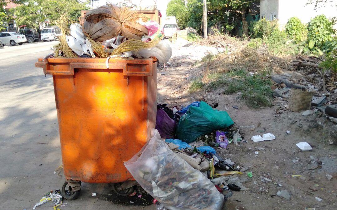 """""""Eliminando el uso 'único' del plástico"""""""