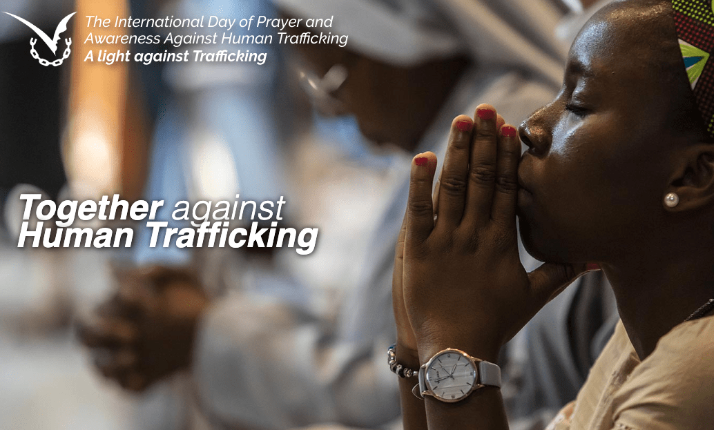 The International Day of Prayer and Awareness Against Human Trafficking 2020 (IDPHT)
