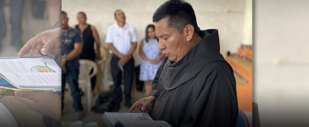 Franciscan-led team spearheads fight against mines in Honduran province