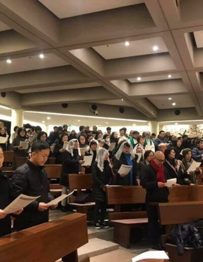Inauguration mass_2