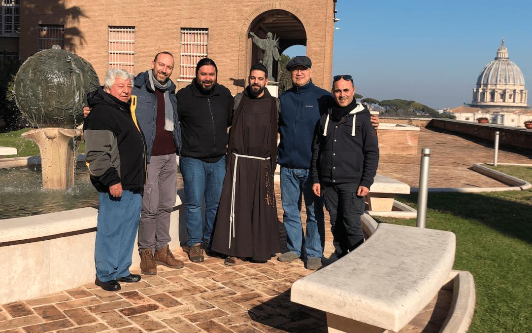 Rete Francescana Mediterranea