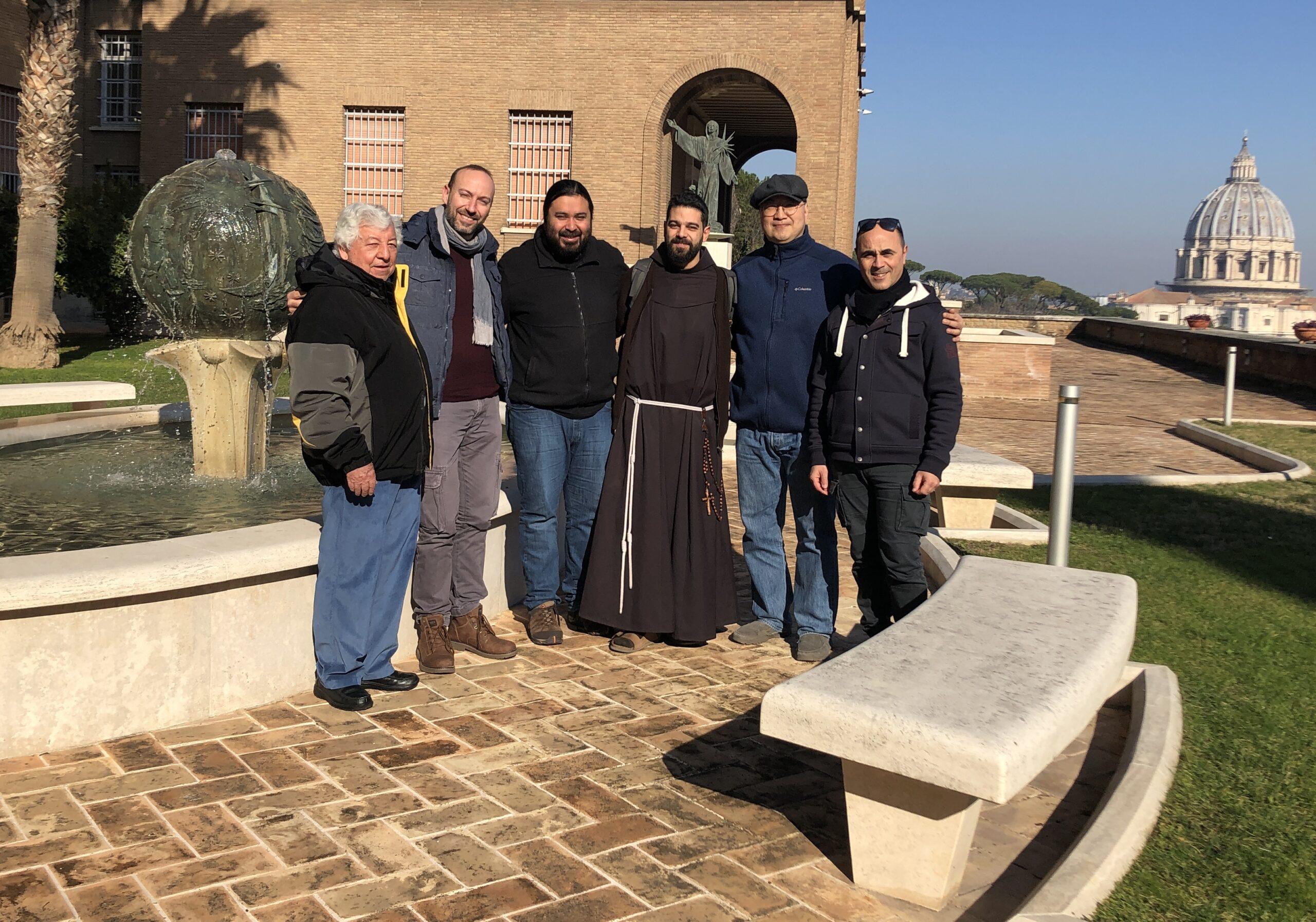 Red Franciscana del Mediterráneo
