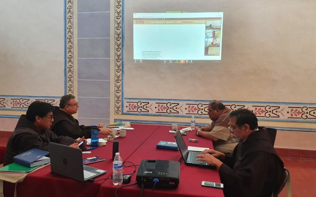 JPIC Commission Meeting of the Santa María de Guadalupe Conference
