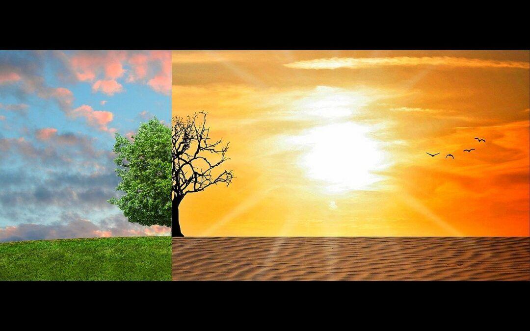 La crisis climática y el corona virus