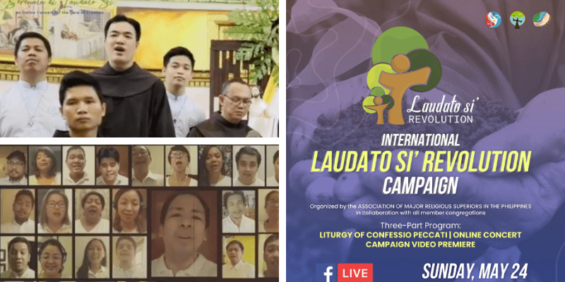 Laudato Si Revolution launch in the Philippines