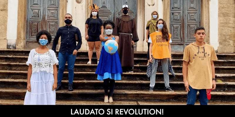 "Rap song for Ecological Conversion, ""Laudato Si' Revolution""!"