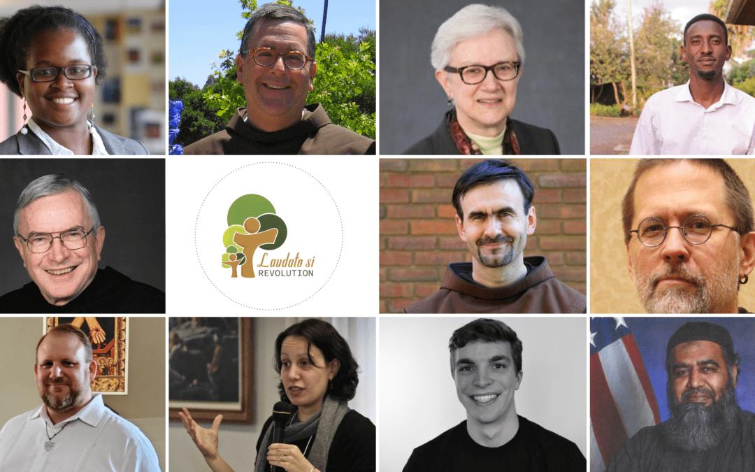 Curso franciscano en línea: Laudato si' y ecología integral
