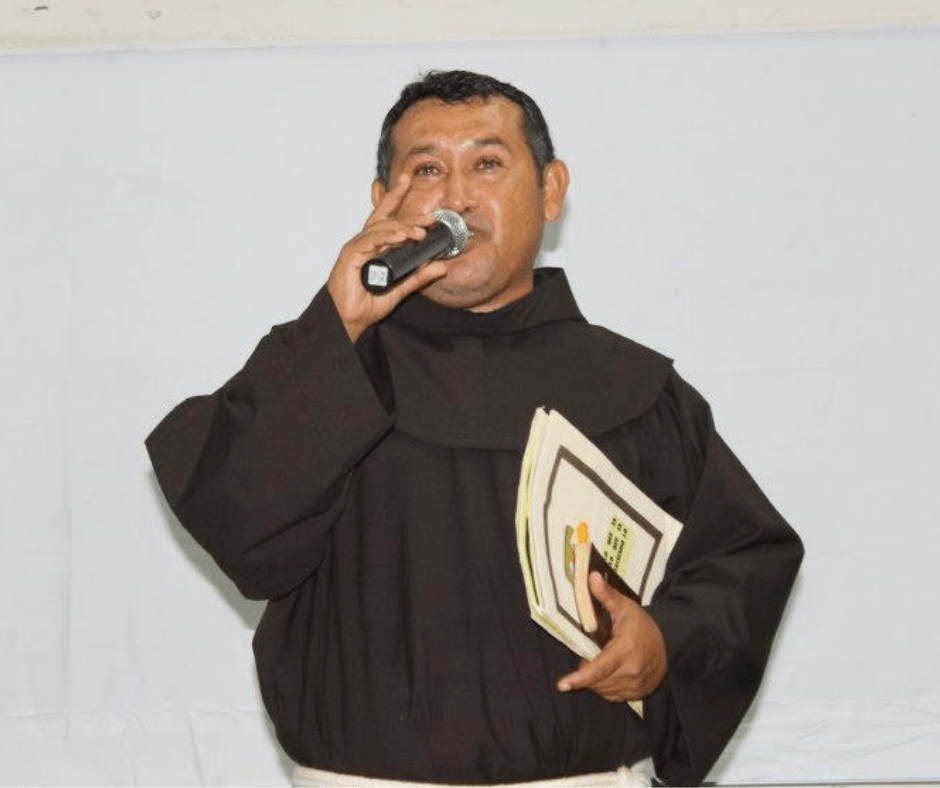 Gabriel Romero Alamilla, OFM