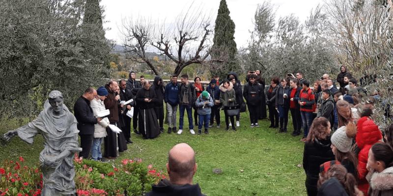 Los Franciscanos se unen a la Semana Laudato Si' del Vaticano