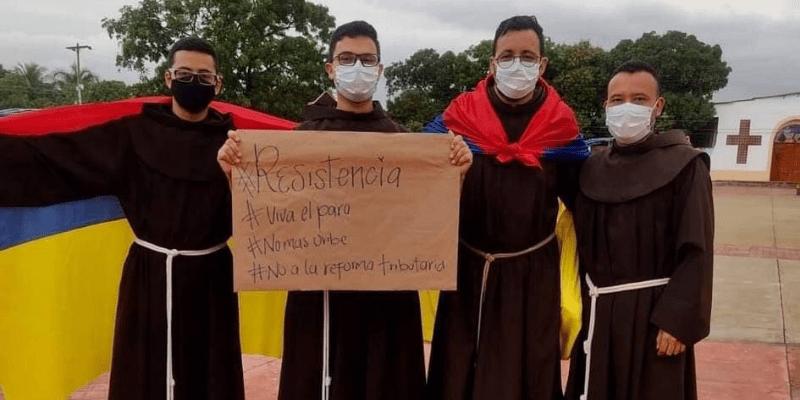 Colombia: Familia Franciscana denuncia con firmeza la acción bélica y las violaciones a los Derechos Humanos
