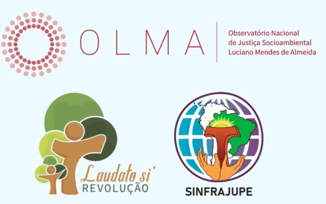 Brasil: Jesuitas y Franciscanos unidos por la Laudato Si'.