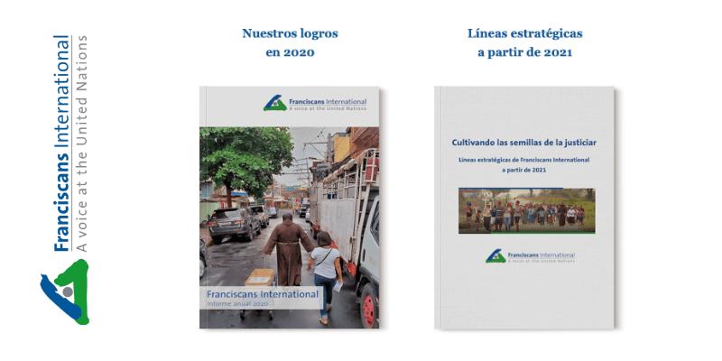 Franciscans International presenta su informe anual y líneas estratégicas para los próximos años