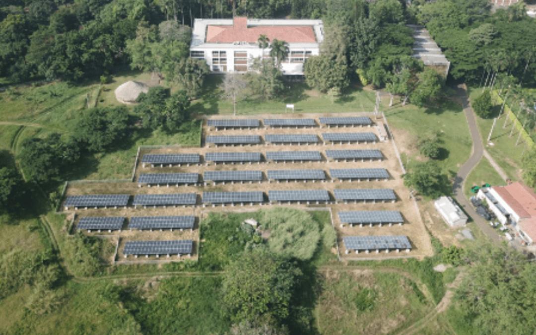 Disminución y ahorro de energía eléctrica en la Universidad San Buenaventura Cali