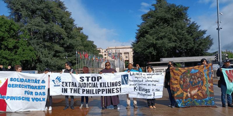 Los franciscanos en el 48º Consejo de Derechos Humanos de la ONU